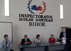 Încă un liberal propulsat la şefia învăţământului din Bihor: Horea Abrudan a devenit adjunct al IŞJ Bihor
