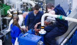 Încă patru noi clase de învăţământ profesional în sistem dual în Bihor