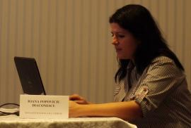 Ioana e pe val: O fostă șefă din ABA Crișuri face valuri la Cluj după ce și-a renovat biroul la preț de apartament!
