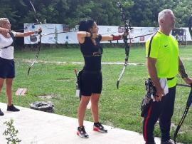 Ioana Cocan de la CS Redoint a ocupat locul V la Cupa României de tir cu arcul