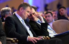 PNL îl susţine pe Klaus Iohannis pentru un nou mandat de preşedinte şi pe Ludovic Orban premier: 'Daţi cu parul în PSD'