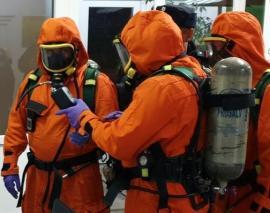 Alarmă în Piaţa Nucetului din Oradea: Pompierii, chemaţi de urgenţă într-un bloc în care s-a făcut deratizare