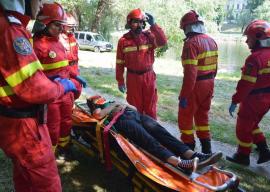 Mai multe misiuni: Pompierii bihoreni au, în medie, 34 de intervenţii pe zi