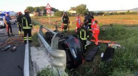 Tragedie în Italia: Patru tineri români au murit într-un accident în provincia Forlì-Cesena (VIDEO)