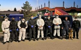 Salvatori pe toate fronturile: Jandarmii bihoreni au donat 7.500 de euro pentru achiziţia unui ventilator mecanic