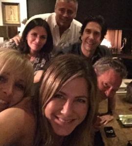 Fenomenul 'Friends': Jennifer Aniston a intrat în Cartea Recordurilor cu prima postare pe Instagram