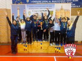 Sportivii de la Judo Club Liberty Oradea şi-au adjudecat 19 medalii la ultimele două competiţii internaţionale (FOTO)