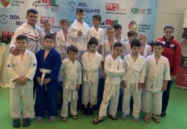 Sportivii de la Judo Get Fit Oradea şi-au adjudecat 14 medalii la concursul naţional de la Borş