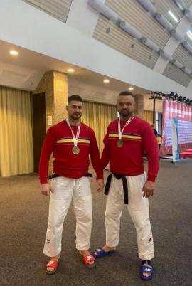 Doi orădeni, campioni naţionali la individual şi pe echipe, la Judo Master