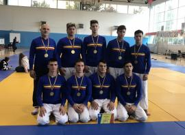Echipa de cadeţi de la LPS CSS Bihorul Oradea este din nou campioană naţională la judo