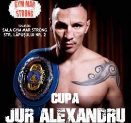 Clubul Gym Mar Strong organizează cupa Alexandru Jur, botezată după campionul european de box
