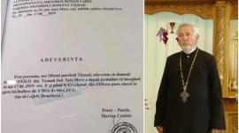 Jurământ cu îngăduinţă: Un preot din Satu Mare i-a dat voie unui bărbat să bea un litru de bere pe zi