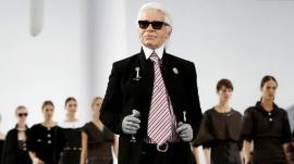 Designerul casei de modă Chanel, Karl Lagerfeld, a murit
