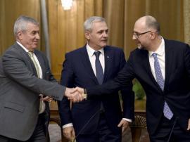 Pretextul cu cimitirul: Disperaţi că pierd voturile maghiarilor, UDMR-iştii au rupt brusc protocolul cu PSD-ALDE