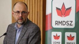UDMR vrea 'statut de autonomie specială' în judeţele din regiuni istorice sau cu unguri în 'proporţie semnificativă'