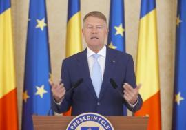 Iohannis: Vom fi obligaţi să reinstituimstarea de urgenţă, dacă ritmul de infectare şi presiunea pe spitale cresc (VIDEO)