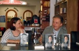 Călătorie prin istoria evreilor: Profesorul italian Alberto Castaldini a lansat 'Ipoteza mimetică' la Oradea (FOTO)