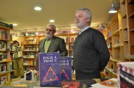 Florin Ardelean lansează, miercuri, al treilea volum al romanului 'Folie à trois'