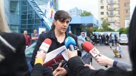 Fosta șefă a DNA, Laura Codruța Kovesi, a cerut recuzarea procurorilor care o investighează, dar solicitarea i-a fost respinsă (VIDEO)