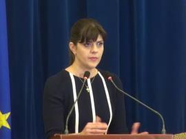 Dosar penal pe numele lui Kovesi! Fosta şefă a DNA susţine că se încearcă blocarea numirii ei ca procuror-şef european