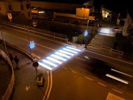 La cererea orădenilor, 26 de zebre din Oradea vor fi iluminate cu LED