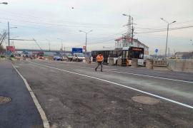 OTL: Stația de autobuz de pe Podul Peța nu va mai funcționa timp de 60 de zile din cauza lucrărilor la noua linie de tramvai