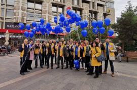 Donaţie de 100.000 lei din partea clubului Lions Oradea pentru spitalele locale