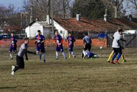 Luceafărul şi CAO au remizat cu scorul de 1-1, într-un amical desfăşurat la Sânmartin