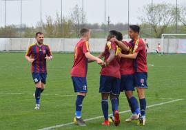 Luceafărul a învins cu 1-0 Daco-Getica şi a făcut un pas mare pentru evitarea retrogradării