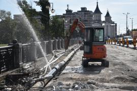 Avarie în Oradea: Locuitorii din centrul oraşului au rămas fără apă caldă şi căldură. Vezi dacă te afectează!