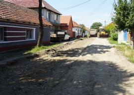 Trei străzi din zona Gutenberg, în lucrări de modernizare (FOTO)