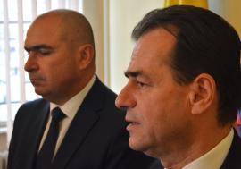 Bolojan, izolat: Conducerea PNL îşi asumă plângerea penală depusă de Orban împotriva premierului Dăncilă