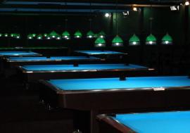 Un concurs de biliard, în weekend, la Clubul Black & White din Oradea