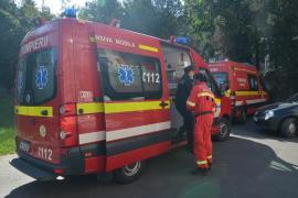 O femeie a murit după ce a căzut de la etaj, pe strada Morii din Oradea
