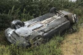 Preşedintele Moldovei, Igor Dodon, a scăpat în mod miraculos dintr-un accident grav (FOTO / VIDEO)