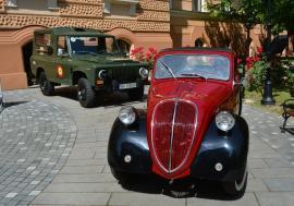 """""""Raliu fără frontiere"""": 25 de automobile de epocă vor străbate Bihorul, ajungând până în Ungaria"""