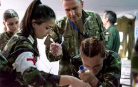 Lupta cu coronavirusul: Armata a trimis medici militari în vămi, inclusiv la frontiera Borş!