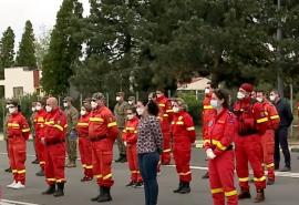 Misiune încheiată cu aplauze: Medicii şi asistenţii români, inclusiv cei din Oradea, s-au întors din Republica Moldova