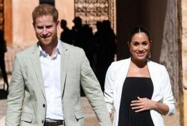 Ducesa Meghan de Sussex, soția prințului Harry, a născut un băiețel
