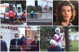Film despre Oradea și Beiuș în pandemie, realizat de un orădean, student la Londra (VIDEO)