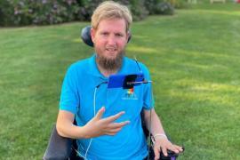 'Din idol al tribunelor, speranţa copiilor cu dizabilităţi': Interviu special cu Mihai Neşu în ziua de Paşte (FOTO / VIDEO)