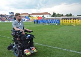 """Unde ieșim săptămâna asta: """"Jucăm pentru Neşu"""", meci caritabil, miercuri seară, pe Stadionul Iuliu Bodola"""