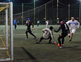 Minifotbal: Miercuri e seara derbyurilor la Baza Tineretului din Oradea