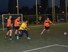 La Baza Tineretului din Oradea, reîncep jocurile celor mai disputate campionate de minifotbal
