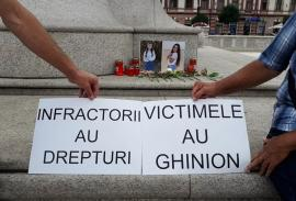 """""""Dreptate, ochii plânși vor să te vadă!"""": Miting de protest, sâmbătă seara, în Oradea, motivat de dramele din Caracal"""