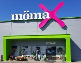 Mӧmax a redeschis magazinul din Oradea