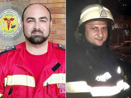 Intervenţie fulger în Oradea! O fetiţă de 7 zile a fost salvată de la moarte de un doctor și de un pompier, în curtea ISU