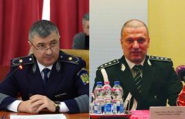 Doi bihoreni, promovaţi în conducerea Poliţiei de Frontieră şi a Direcţiei Generale Anticorupţie