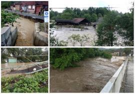 Judeţul Bihor primeşte 3,2 milioane de lei de la Guvern pentru localităţile calamitate. Află unde merg banii!