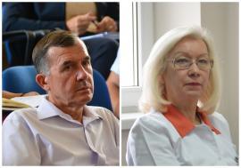 Veşnici sunt! Doi profesori pensionari ai Facultății de Medicină din Oradea se încăpățânează să rămână la catedră